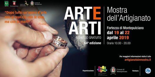 Montepulciano-Arte&Arti