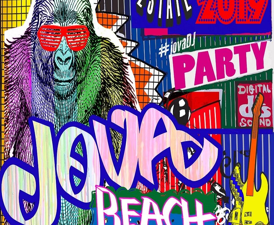 Jova Beach Party 2017-Viareggio
