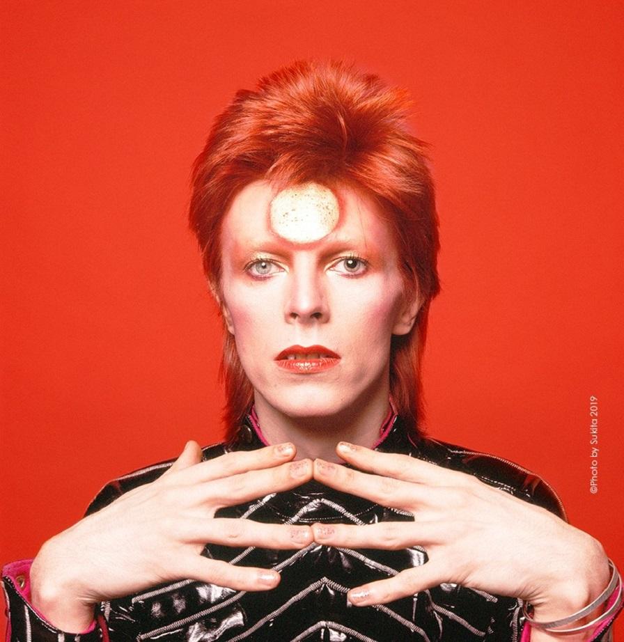Heros-Bowie by Sukita