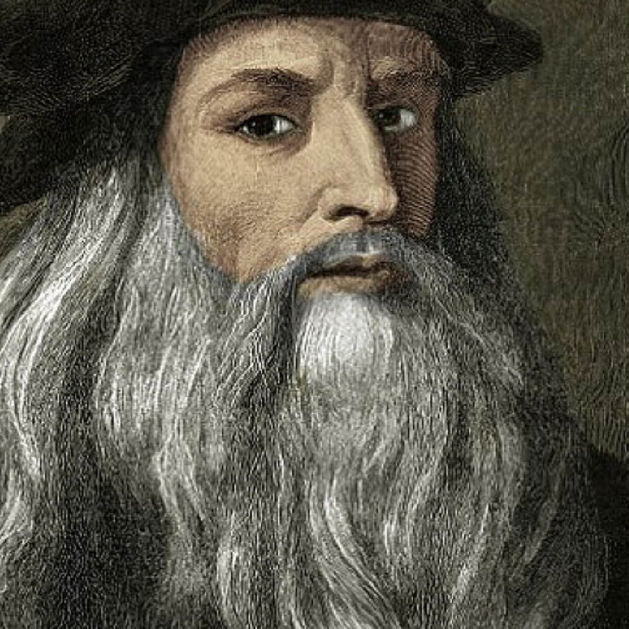 Leonardo Da Vinci-500 YEARS FROM DEATH