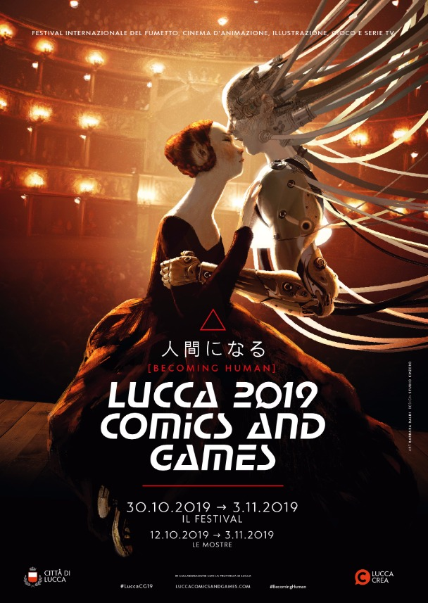 Lucca Comics end Games 2019