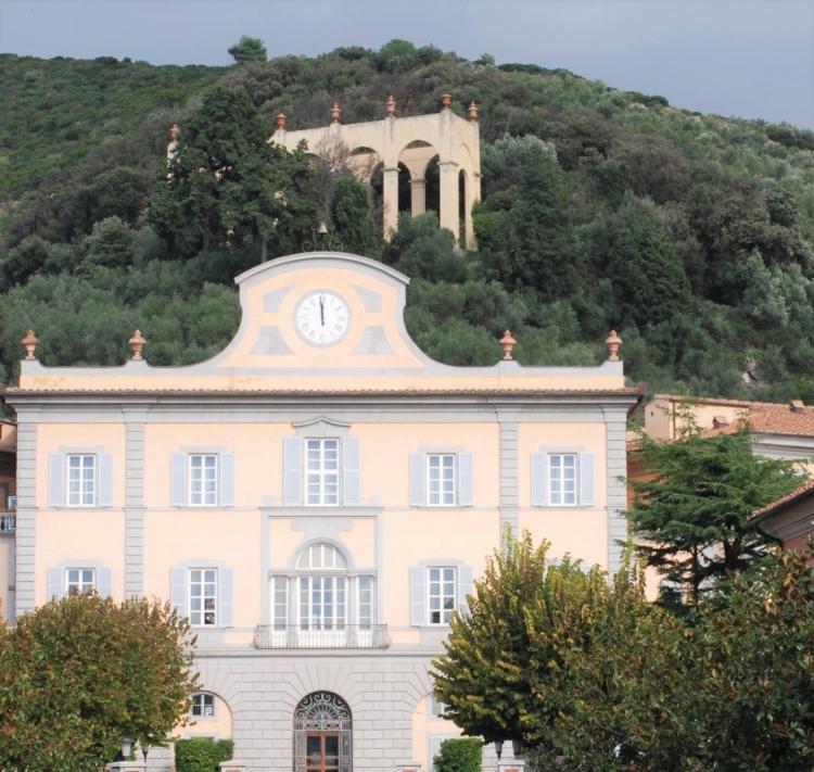 Antigua a San Giuliano Terme (Pi)